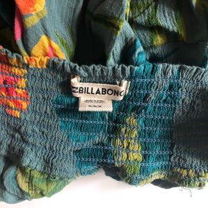 Billabong Shorts - Billabong floral linen shorts
